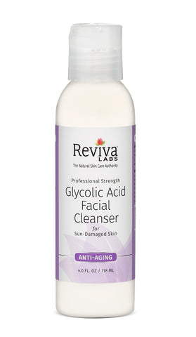 REVIVA LABS - Glycolic Acid Cleanser
