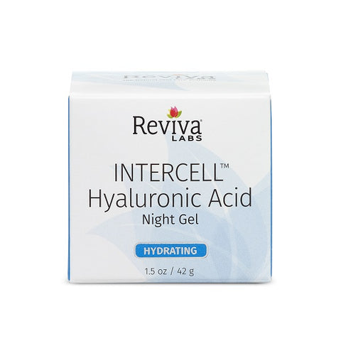 REVIVA LABS - INTERCELL Hyaluronic Acid Night Gel