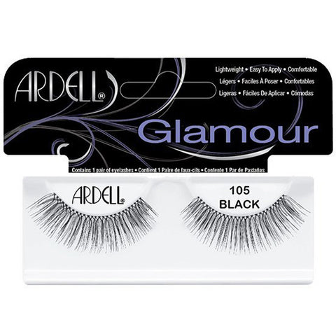 ARDELL - Glamour Lashes #105 Black