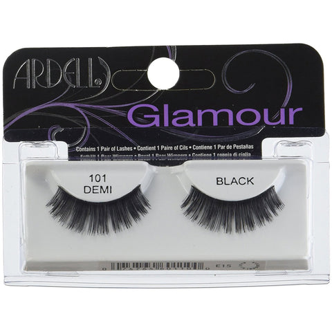 ARDELL - Glamour Lashes #101 Demi Black