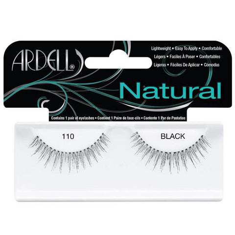 ARDELL - Natural Lashes #110 Black