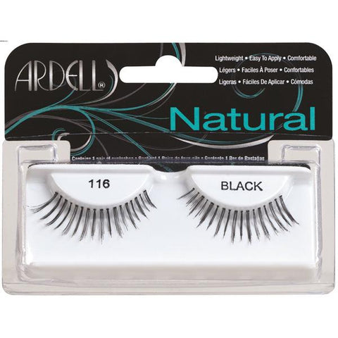 ARDELL - Natural Lashes #116 Black