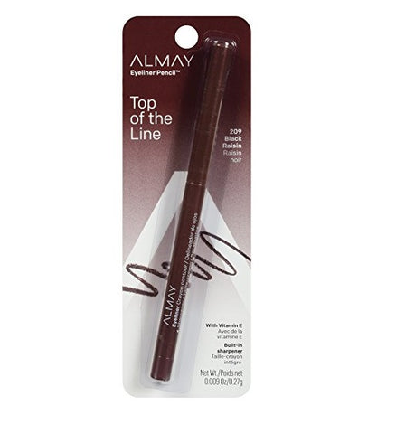 ALMAY - Intense I-Color Eyeliner Black Raisin 004