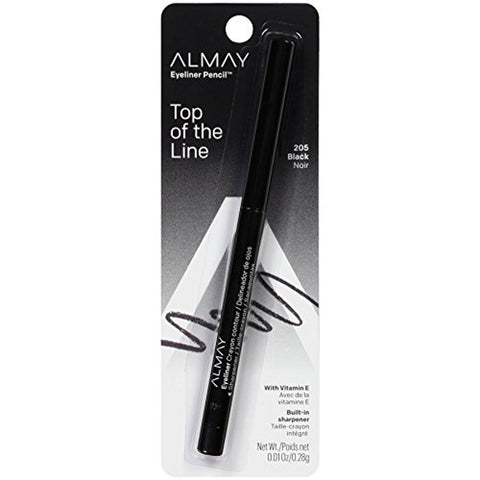 ALMAY - Eyeliner Pencil Black 205