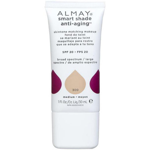 ALMAY - Smart Shade Anti-Aging Skintone Matching Makeup Medium