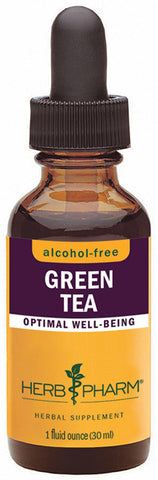 Herb Pharm Green Tea Herb Glycerite