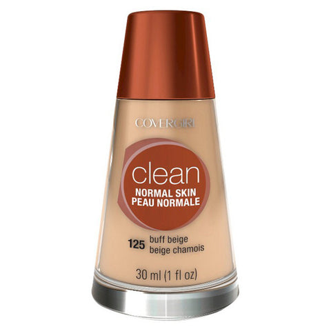 COVERGIRL - Clean Liquid Makeup Buff Beige