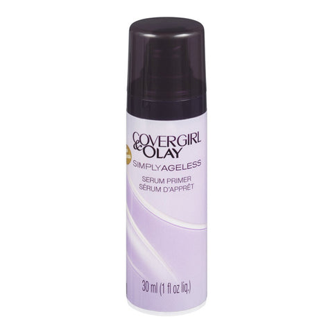 COVERGIRL - Olay Simply Ageless Serum Primer Clear
