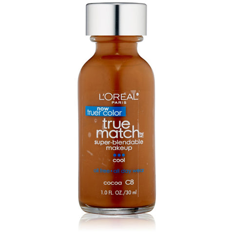 L'OREAL - True Match Super-Blendable Makeup C8 Cocoa