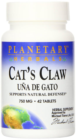 Planetary Herbals Cats Claw
