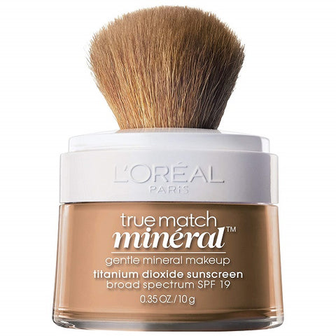 L'OREAL - True Match Naturale Mineral Foundation 462 Creamy Natural