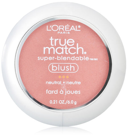 L'OREAL - True Match Blush N7-8 Sweet Ginger