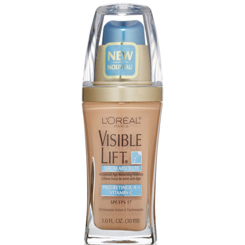 L'OREAL - Visible Lift Serum Absolute Advanced Age-Reversing Makeup Natural Buff