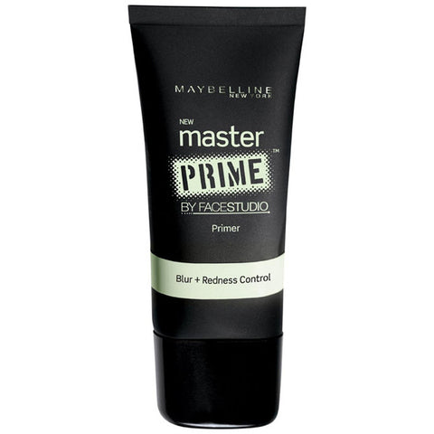 MAYBELLINE - Face Studio Master Prime Makeup 300 Blur plus Redness Control