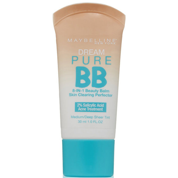 MAYBELLINE - Dream Pure BB Cream Skin Clearing Perfector 130 Medium/Deep