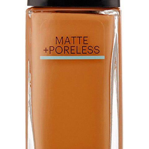 MAYBELLINE - Fit Me Matte + Poreless Foundation 355 Coconut
