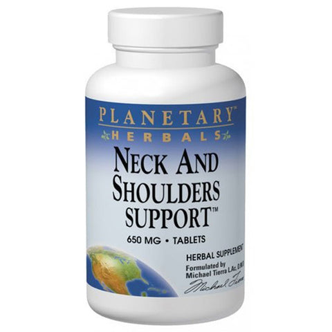 Planetary Herbals Neck and Shoulders Support