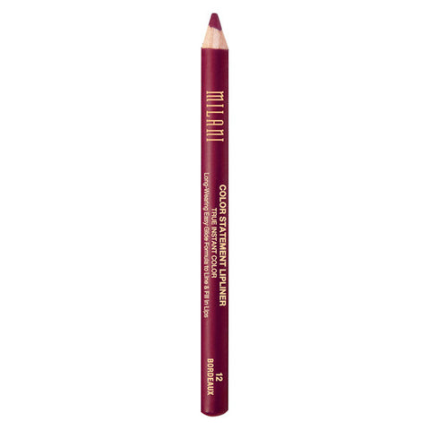 MILANI - Color Statement Lipliner #12 Bordeaux
