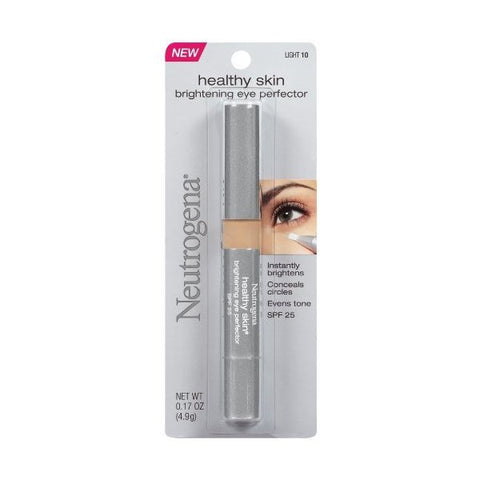NEUTROGENA - Healthy Skin Brightening Eye Perfector SPF 25 #10 Light