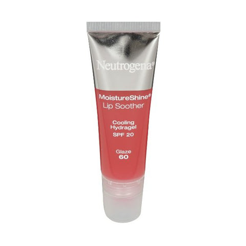 NEUTROGENA - MoistureShine Lip Soother SPF 20 #60 Glaze
