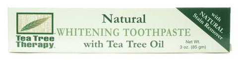 Tea Tree Therapy Whitening Toothpaste