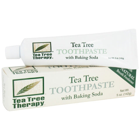 Tea Tree Therapy Toothpaste with Baking Soda