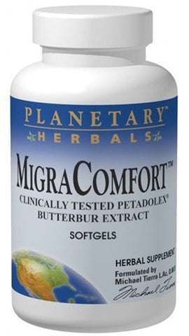 Planetary Herbals MigraComfort