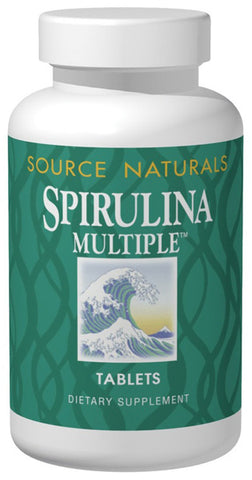 Source Naturals Spirulina Multiple