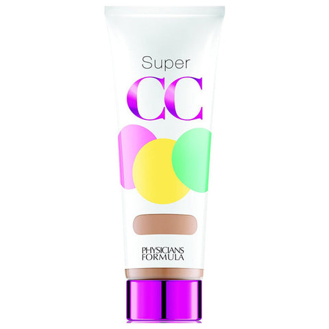 PHYSICIANS FORMULA - Super CC + Color-Correction + Care CC+ Cream SPF 30 Light