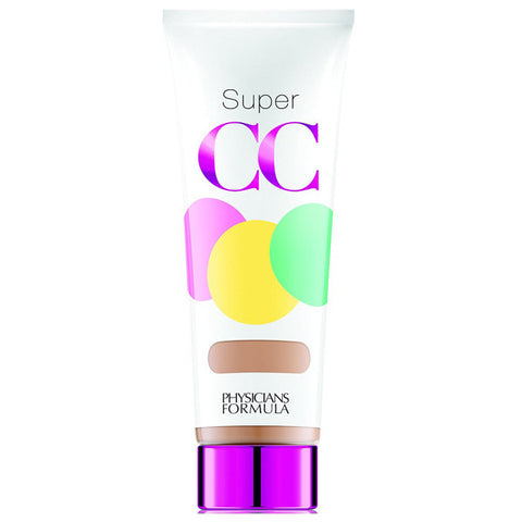 PHYSICIANS FORMULA - Super CC + Color-Correction + Care CC+ Cream SPF 30 Light/Medium