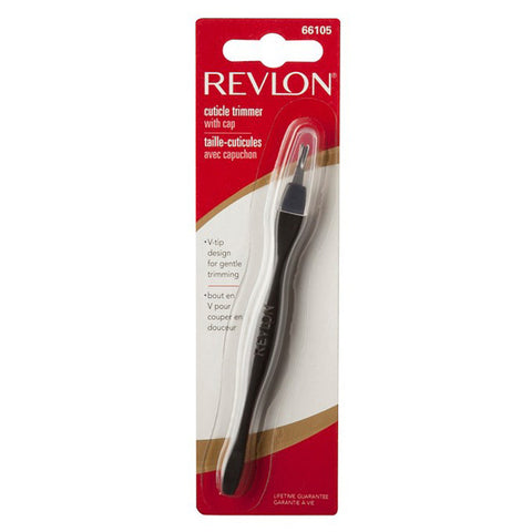 REVLON - Cuticle Trimmer with Cap