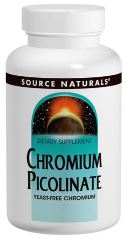 Source Naturals Chromium Picolinate