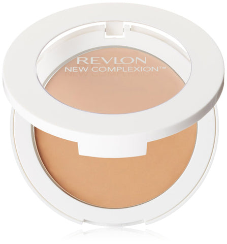 REVLON - New Complexion One-Step Compact Makeup 04 Natural Beige