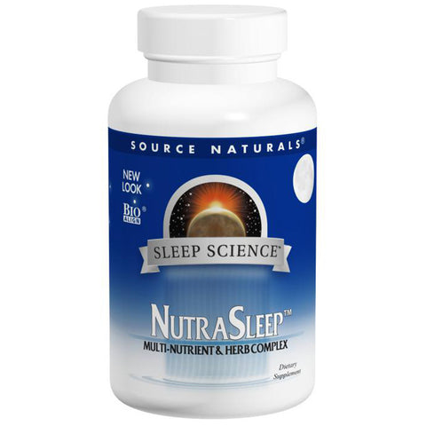 SOURCE NATURALS - Sleep Science NutraSleep