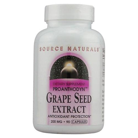Source Naturals Grape Seed Extract Proanthodyn