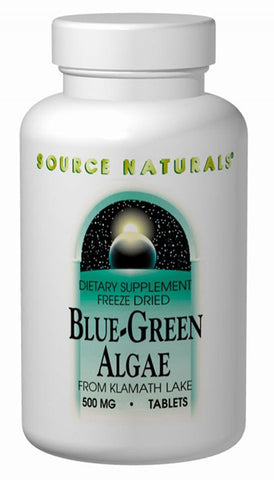 Source Naturals Blue Green Algae