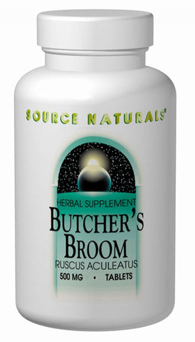 Source Naturals Butchers Broom