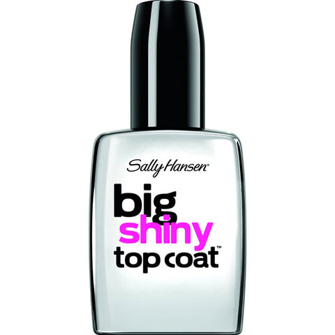 SALLY HANSEN - Big Shiny Top Coat Nail Treatment