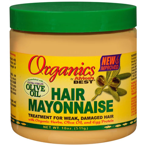 BEAUTY ENTERPRISES - Africa's Best Organics Hair Mayonnaise