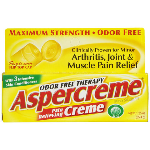 ASPERCREME - Pain Relieving Creme