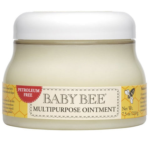 BURT'S BEES - Baby Bee 100% Natural Multipurpose Ointment