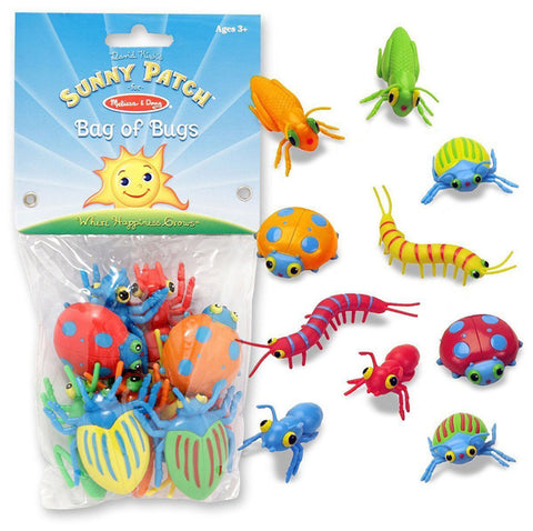 MELISSA & DOUG - Sunny Patch Bag of Bugs