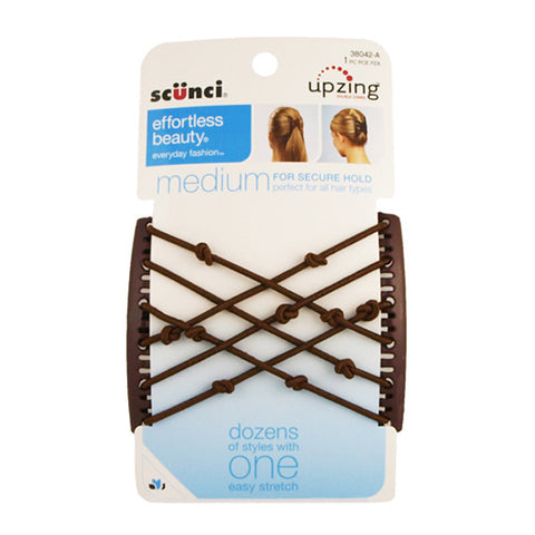 SCUNCI - Effortless Beauty Double Combs Upzing Medium