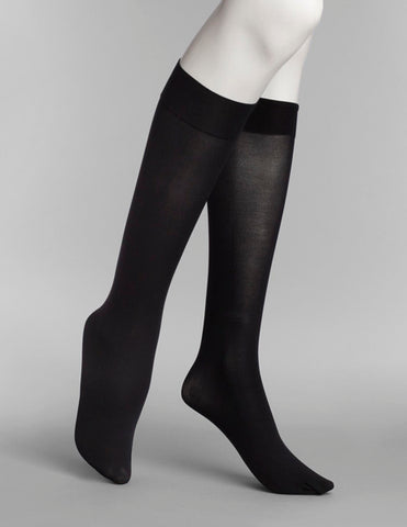 NO NONSENSE - Women's Silky Trouser Sock Black