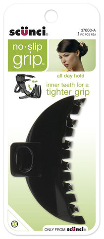 SCUNCI - No-slip Grip Double Teeth Jaw Clip