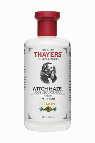 Thayers Lemon Witch Hazel Aloe Vera Formula Astringent