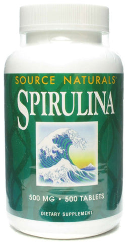 Source Naturals Spirulina Tablets