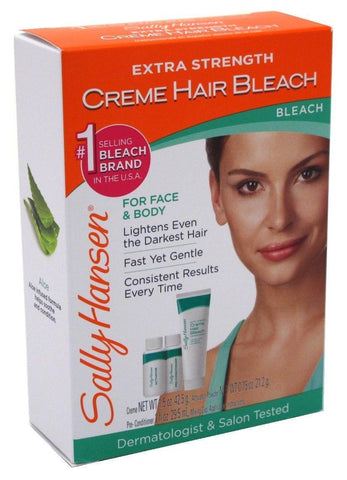SALLY HANSEN - Extra Strength Creme Hair Bleach for Face & Body