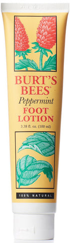 BURT'S BEES - Foot Lotion Peppermint