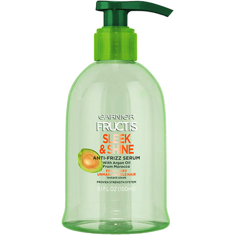 GARNIER - Fructis Style Sleek & Shine Anti-Frizz Serum